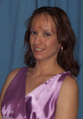 Sara Dean, Author of Forgiving Jesse