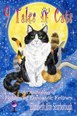 9 Tales O' Cats by Elizabeth Ann Scarborough