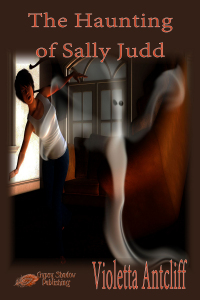 The Haunting of Sally Judd by Violetta Antcliff