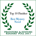 Top Ten 2013 Mystery Category