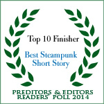 top ten P&E Steampunk Category